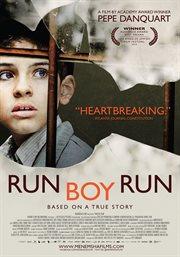 Run boy run Biegnij chłopcze biegnij cover image
