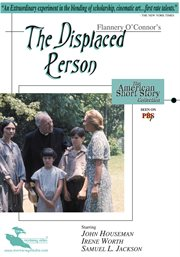 The Displaced person cover image