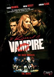 I kissed a vampire cover image