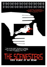 The scenesters cover image