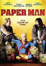 Paper man cover image