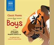 Classic poems for boys cover image