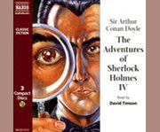The adventures of Sherlock Holmes IV cover image