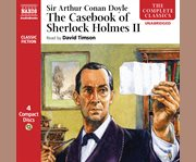 The casebook of Sherlock Holmes. Volume 2 cover image