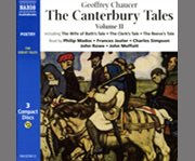 Canterbury tales Volume II cover image