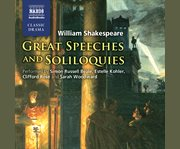 Great speeches and soliloquies cover image