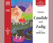 Candide and Zadig cover image