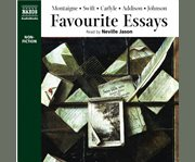 Favourite essays an anthology cover image