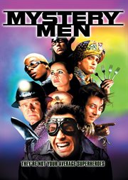 Mystery men cover image
