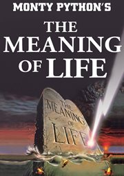 Monty Python's The meaning of life cover image