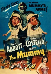 Abbott and costello meet the mummy cover image