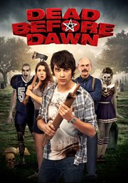 Dead before dawn cover image