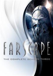 Farscape. The complete season three cover image