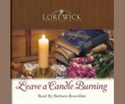 Leave a candle burning cover image