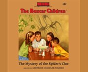 The mystery of the spider's clue cover image