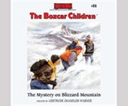 The mystery on blizzard mountain cover image