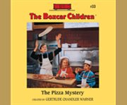 The pizza mystery cover image