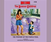 The mystery of the purple pool cover image