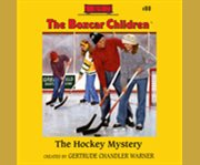 The hockey mystery cover image