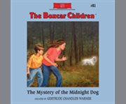 The mystery of the midnight dog cover image