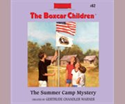 The summer camp mystery cover image