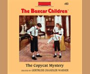 The copycat mystery cover image