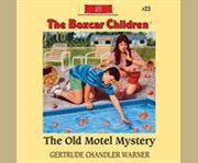 The old motel mystery cover image