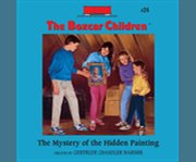 The mystery of the hidden painting cover image