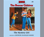 The mystery girl cover image