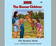 The mystery horse cover image
