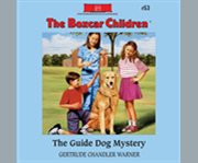The guide dog mystery cover image