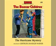The hurricane mystery cover image