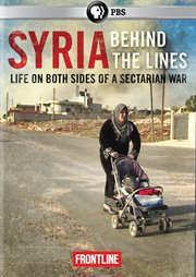 Syria behind the lines cover image