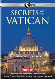 Secrets of the Vatican cover image