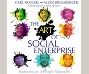 The art of social enterprise cover image