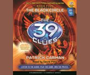The 39 clues book five: the black circle cover image