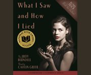 What i saw and how i lied cover image