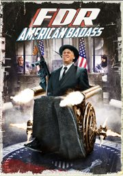 Fdr: american badass cover image