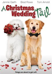 A Christmas wedding tail cover image