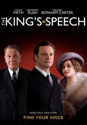The king's speech cover image