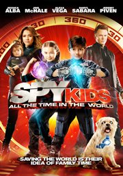 Spy kids all the time in the world cover image