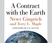 A contract with the earth cover image