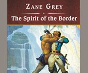 The spirit of the border cover image