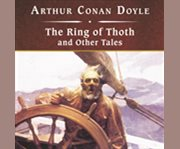 The ring of thoth and other tales cover image