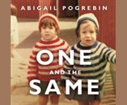 One and the same cover image