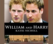 William and harry cover image