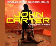 John Carter in a princess of Mars cover image