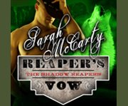 Reaper's vow cover image