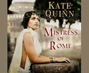 Mistress of Rome a novel cover image