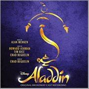 Aladdin original Broadway cast recording cover image